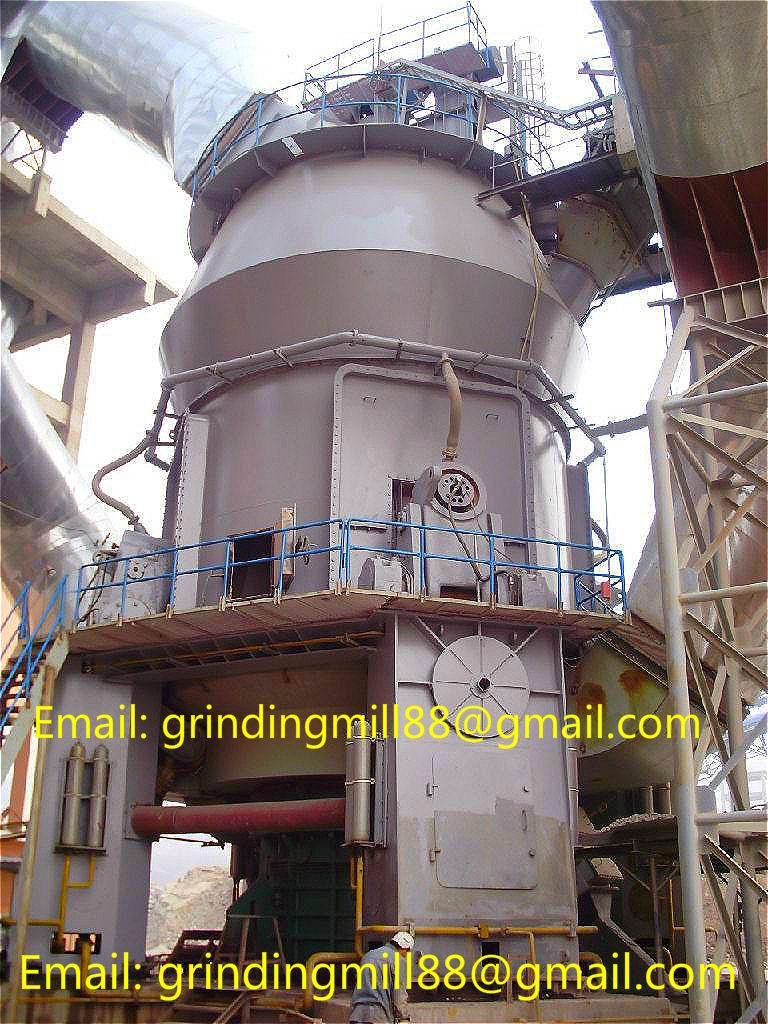 vertical mill