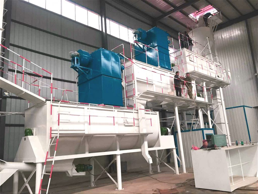 Calcium Hydroxide Production Line