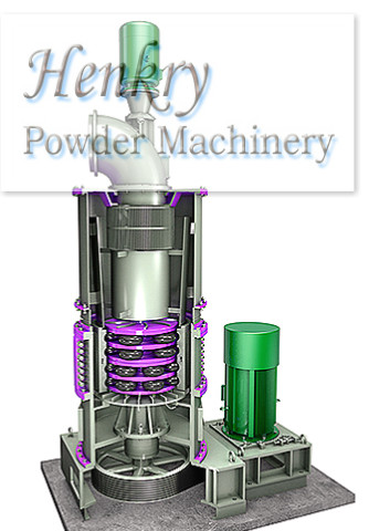 ultrafine grinding mill